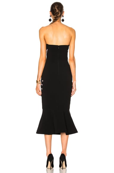 Emb Luna Dress