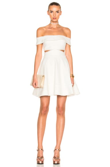 Cinq a Sept Vanessa Dress in Ivory