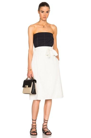 Donna Wrap Skirt