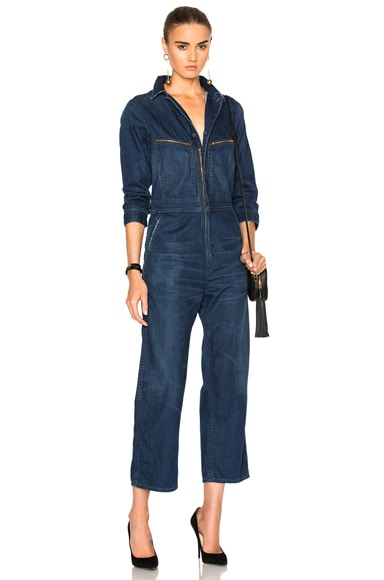 Citizens of Humanity Sylvie Worker Jumpsuit in Shoreham