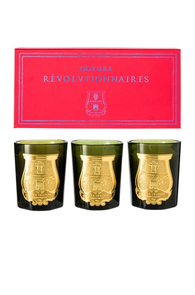 Revolutionary Scents Gift Set