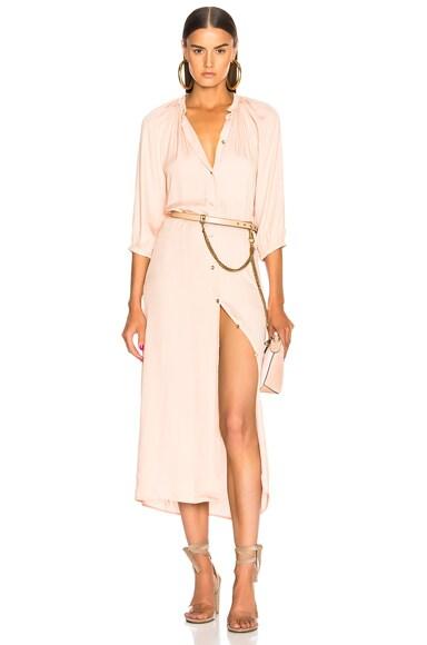 Belted Tauri Dress