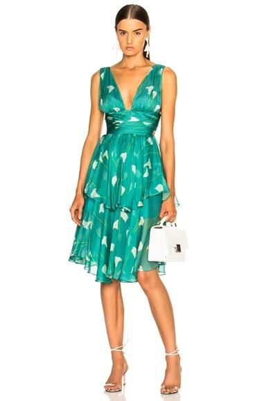 Paros Midi Dress