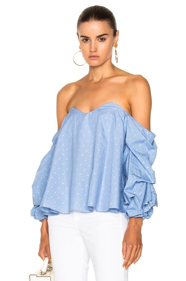 Gabriella Long Sleeve Top