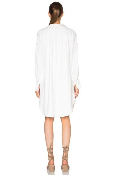 Light Cady Shirt Dress