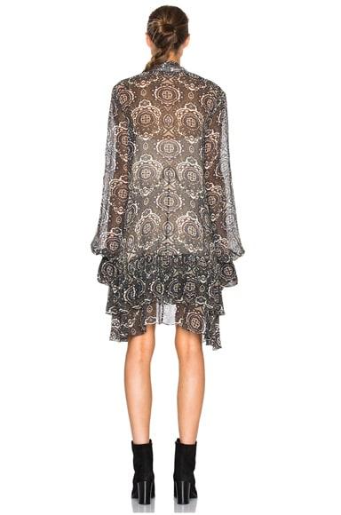 Oriental Tiles Dress