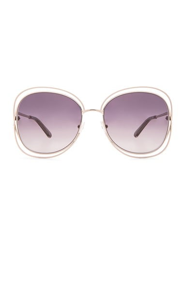 Carlina Square Sunglasses