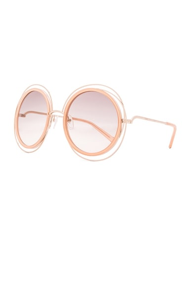 Carlina Circle Sunglasses