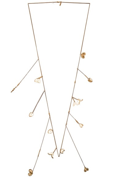 Keira Long Necklace