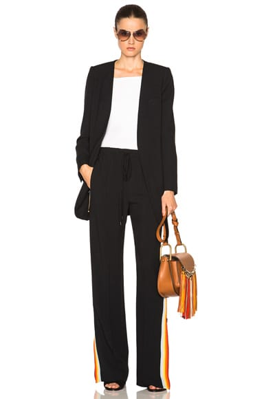 Light Cady Trousers