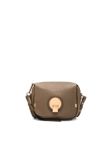 CHLOE Calfskin Medium Ethel Satchel Cyclamen