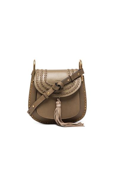 Chloe Small Hudson Bag in Merino Grey