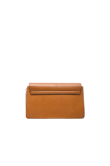 Small Grained Calfskin Faye Shoulder Bag