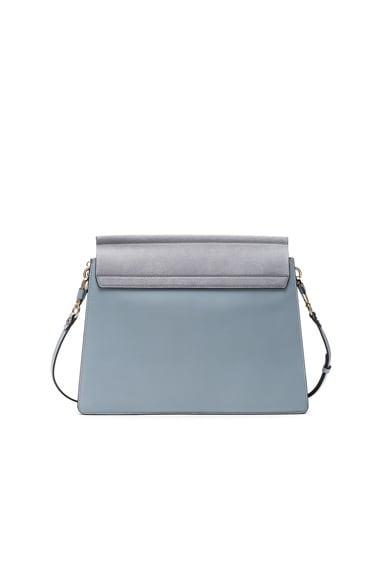 Medium Leather Faye Bag