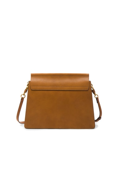 Medium Goatskin Faye Shoulder Bag
