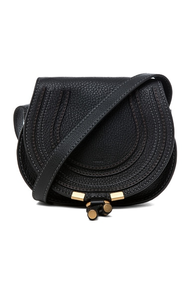Chloe Marcie Satchel in Black