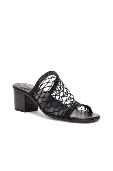 Mesh Heels