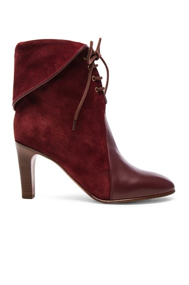 Suede Kole Ankle Boots