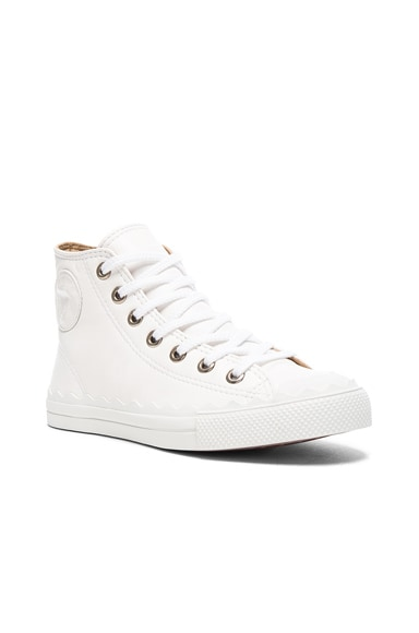 Leather Kyle Sneakers