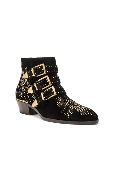 Velvet Susanna Boots