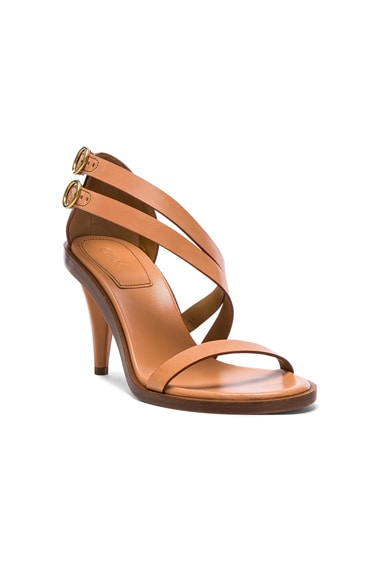 Leather Niko Sandals