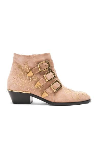 Susanna Suede Boots