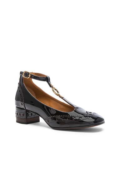 Patent Leather Perry Pumps