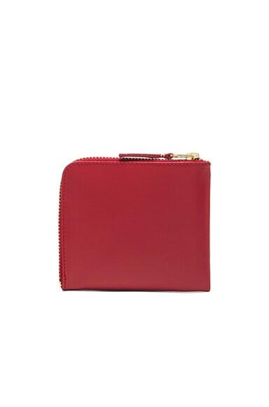 Classic Small Zip Wallet