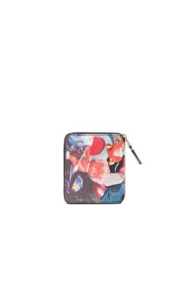 x Aurelie Mathigot Zip Wallet