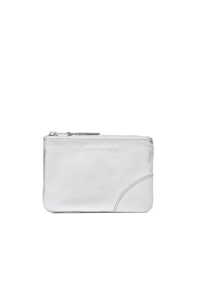 Gold Line Small Pouch