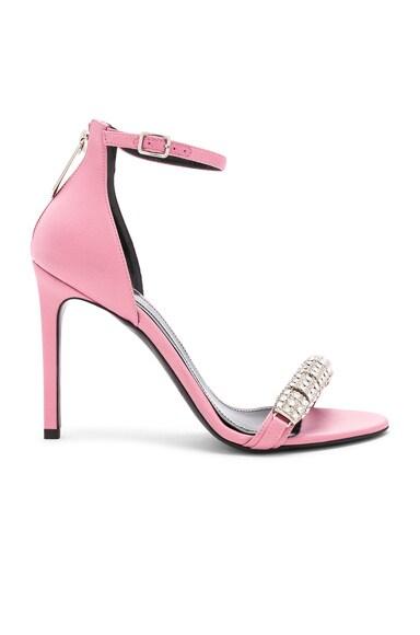 Satin Camelle 501 Sandals