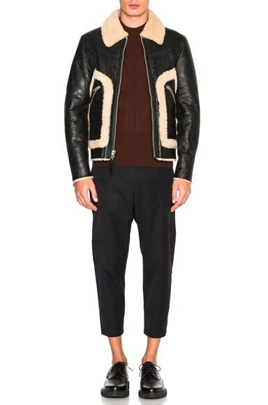 Shearling Stinger Jacket