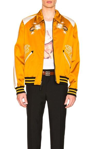 x Keith haring Souvenir Varsity Jacket