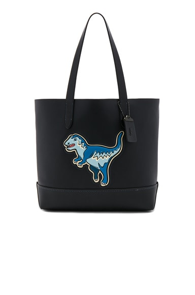 Glove Calf Leather Rexy Gotham Tote