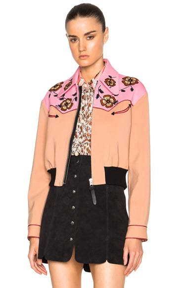 Coach 1941 Western Jacket in Pink