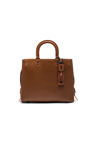 Coach 1941 Rogue Bag in Saddle