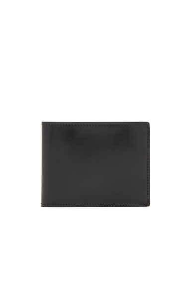 Boxed Leather Standard Wallet