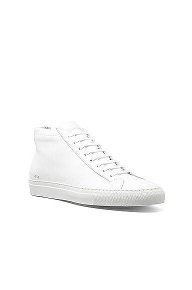 Original Achilles Leather Mid Tops