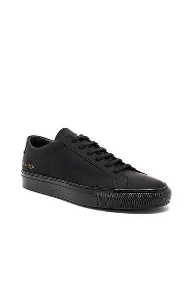 Leather Achilles Luxe