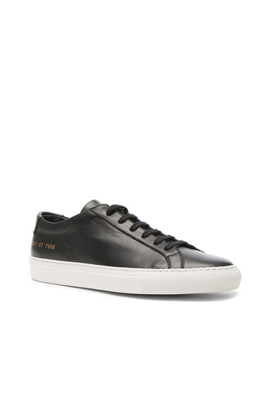 Leather Original Achilles Low