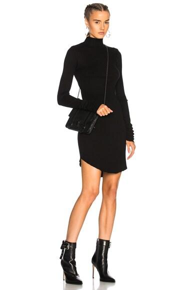 Melbourne Turtleneck Mini Dress