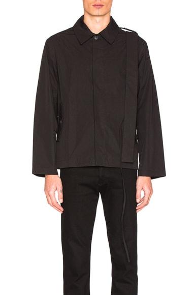 Craig Green Slim Workwear Jacket in Black