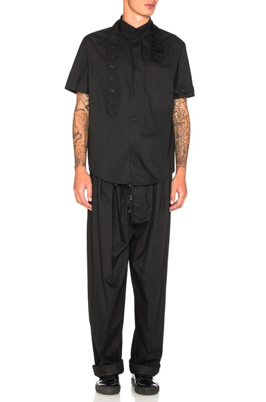 Tailored Pajama Trousers