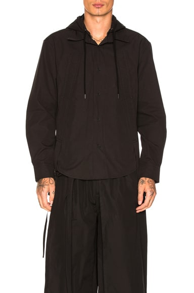 Workwear Handle Hood Shirt