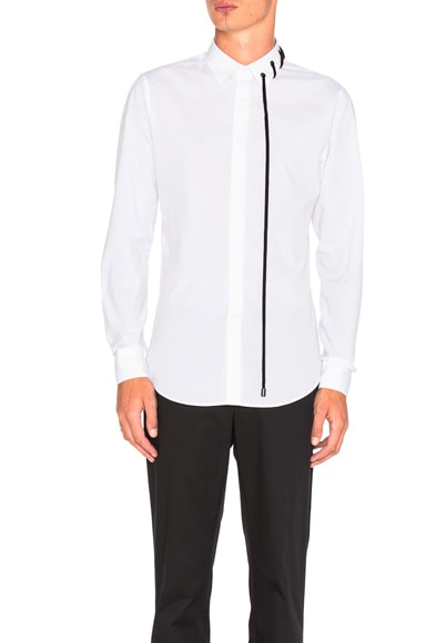Craig Green Long Sleeve Shirt in White
