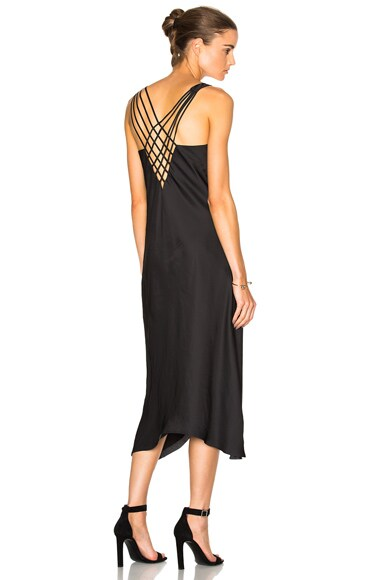 Calvin Rucker Oh You Pretty Things Dress in Black