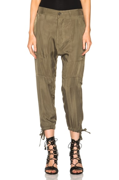 Calvin Rucker This Love Pants in Olive