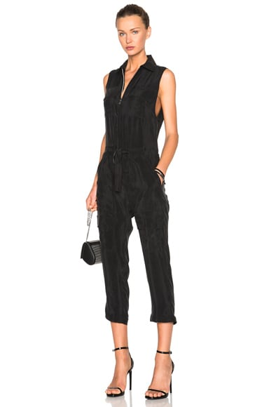 Calvin Rucker One Thing Jumpsuit in Black
