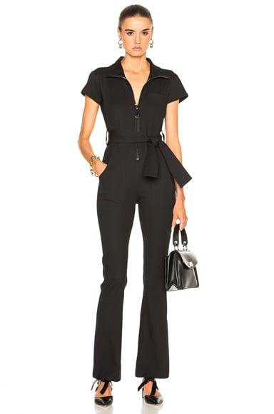 Carolina Ritzler Ursula Jumpsuit in Black
