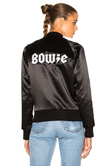 Bowie Bomber Jacket